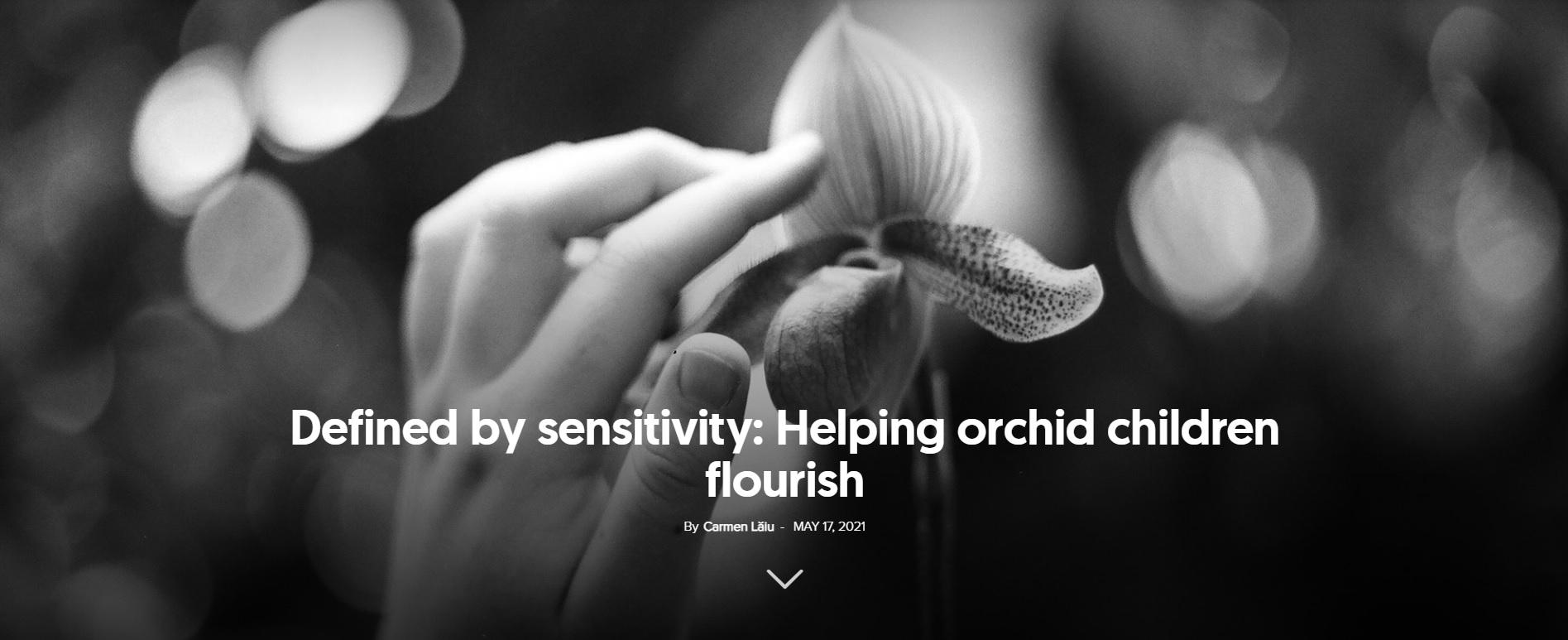 Defined by sensitivity