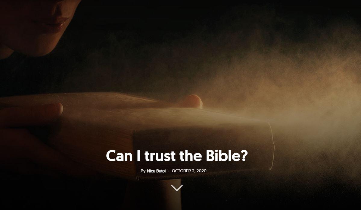 """boring"" bible passages"