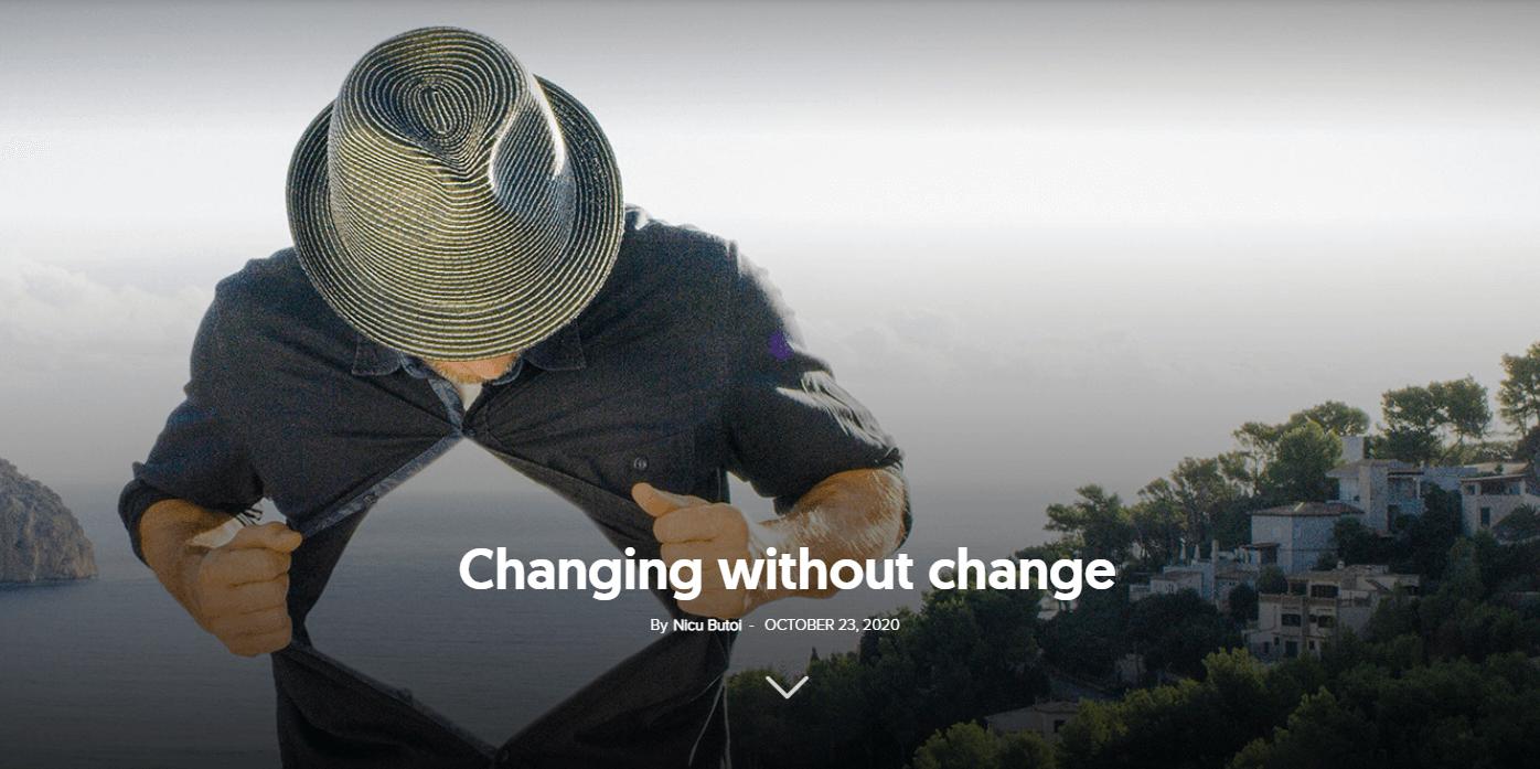 failure to change