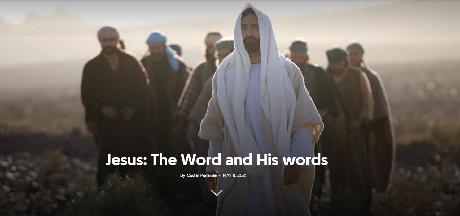 jesus's speech